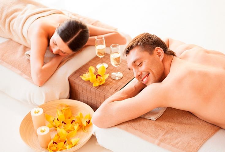 романтический массаж фото